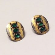 The Emerald Row Earings 161.357